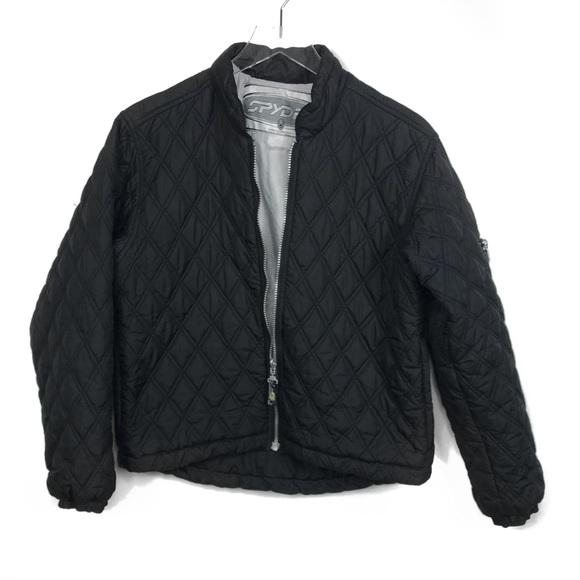 19b8e68c5999 Spyder Jackets & Coats | Black Quilted Jacket | Poshmark